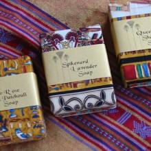 THURLBY | Luxor Soap | Various Fragrances - THE DESIGN GIFT SHOP