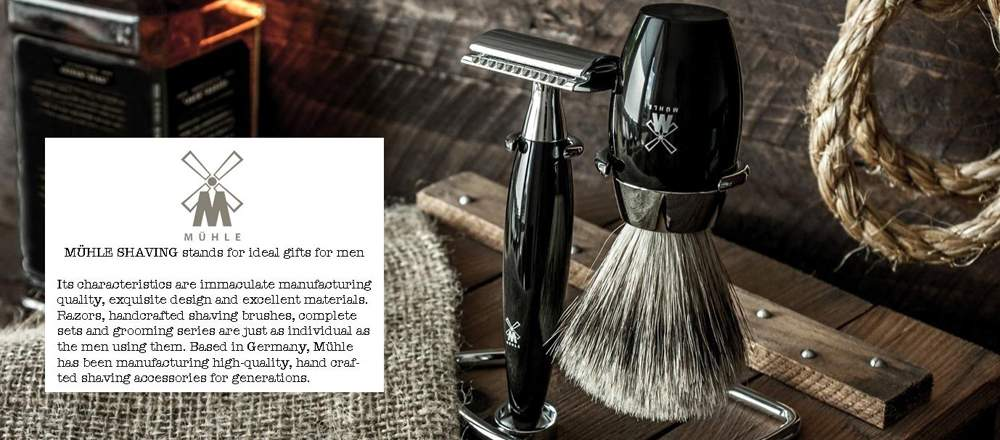 muehle-shaving-mens grooming accessories