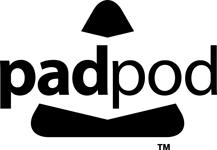 PadPod logo